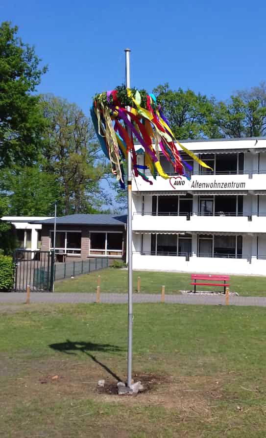 Impressionen Tannenbaum.Impressionen 2017 2018 Altenwohnzentrum Nordhorn